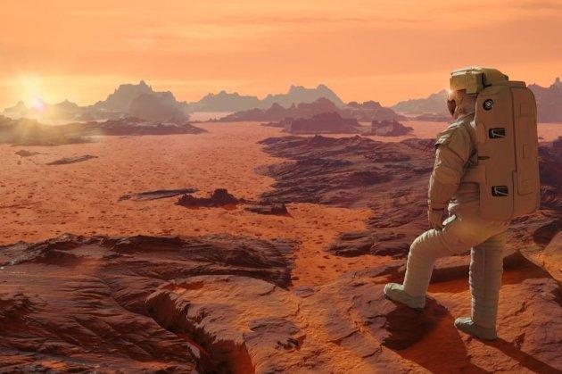 NASA ищет людей, которые будут притворяться, что живут на Марсе