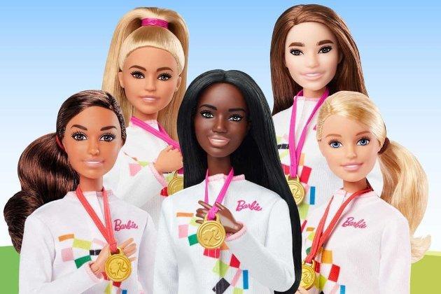 Виробників Барбі розкритикували за колекцію, присвячену Олімпійським іграм
