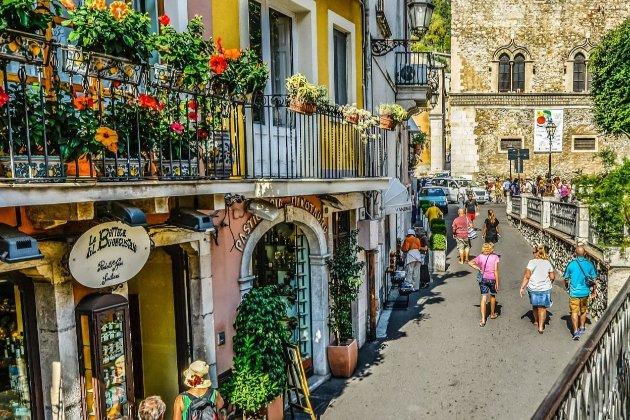 На итальянском острове Сицилия зафиксировали новый температурный рекорд Европы