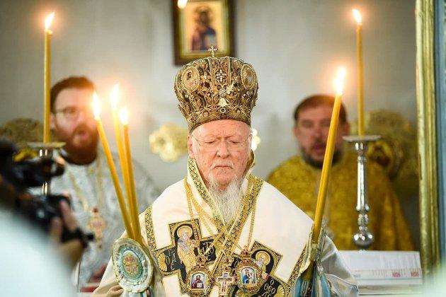 В Украину впервые за 13 лет приедет Вселенский патриарх Варфоломей и возглавит литургию