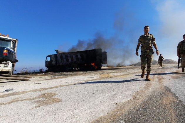 У Лівані щонайменше 20 загиблих внаслідок вибуху газового танкера, ще майже 80 постраждалих