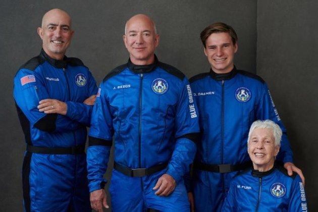 Боротьба за висадку на Місяць. Компанія Blue Origin подає до суду на NASA через її контракт зі SpaceX