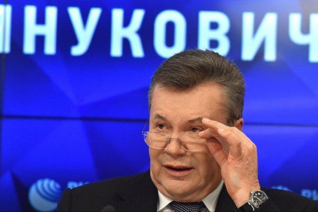 Беглый экс-президент Виктор Янукович обратился к украинцам по случаю 30-й годовщины независимости