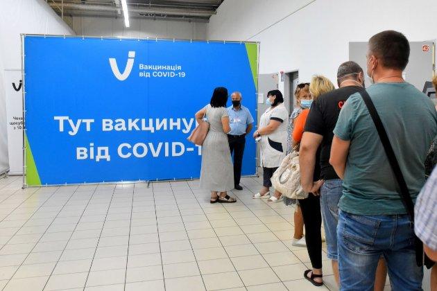 За вакцинацію від коронавірусу роздаватимуть безкоштовні квитки на концерт до Дня Незалежності