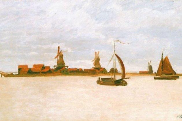 У Нідерландах намагалися вкрасти картину французького імпресіоніста Клода Моне