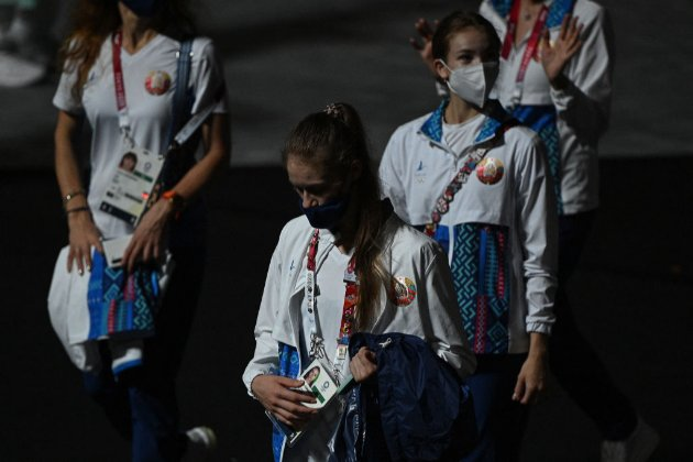 Спортсменам з Білорусі заборонили виїзд на змагання за кордон. Це стверджує атлет, що втік до Німеччини