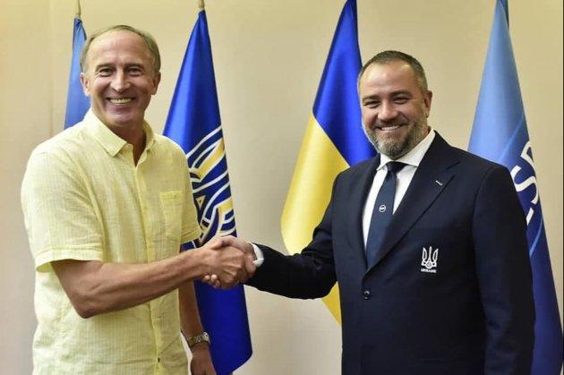 Александр Петраков возглавил сборную Украины по футболу после Андрея Шевченко