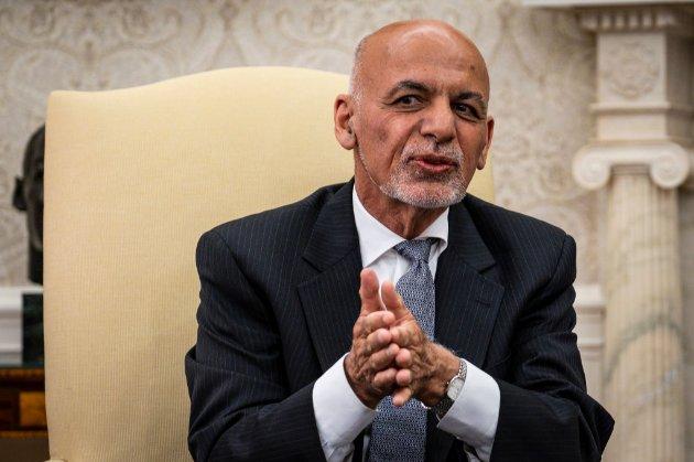 Афганський президент-втікач Ашраф Гані отримав політичний притулок в ОАЕ