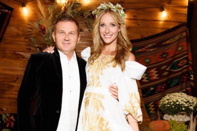 Катерина Осадча та Юрій Горбунов вдруге стали батьками. У них народився хлопчик