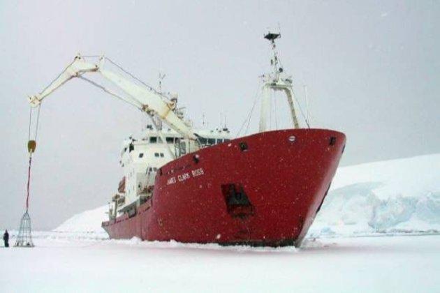 Украина приобрела в Великобритании легендарный ледокол James Clark Ross более чем за $5 млн