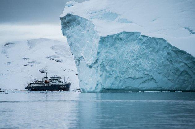 В горах Гренландии впервые за всю историю научных наблюдений пошел дождь