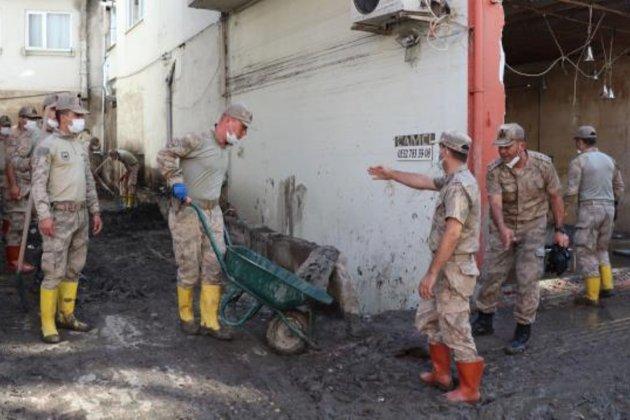 Через повені у Туреччині загинули щонайменше 80 людей, ще 16 зникли безвісти