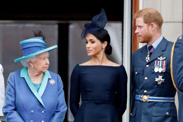 Єлизавета II збирається подати судовий позов про наклеп на принца Гаррі й Меган Маркл — The Sun