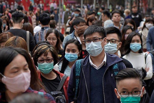 В Китае заявили, что остановили распространение коронавируса внутри страны