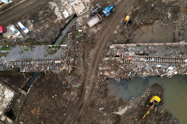 У руйнівних повенях та екстремальних зливах в Європі винні люди — дослідження