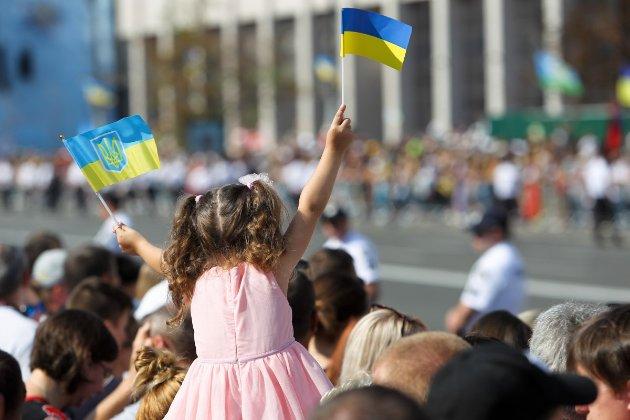 Україна святкує 30-річчя Незалежності. Марш військових, морський парад і проліт авіації (фото, відео)
