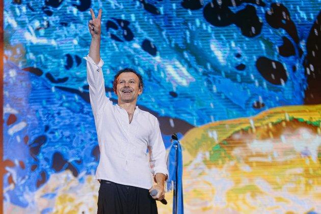 У 46-річного Святослава Вакарчука народився первісток. Назвали Іваном