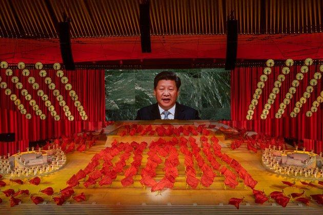 У школах Китаю вивчатимуть соціалістичні ідеї керівника країни Сі Цзіньпіна