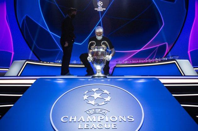 Жеребкування Ліги чемпіонів. «Динамо» та «Шахтар» отримали суперників по групі