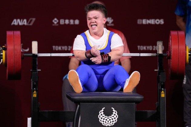 В третий день Паралимпийских игр украинские спортсмены завоевали 13 медалей