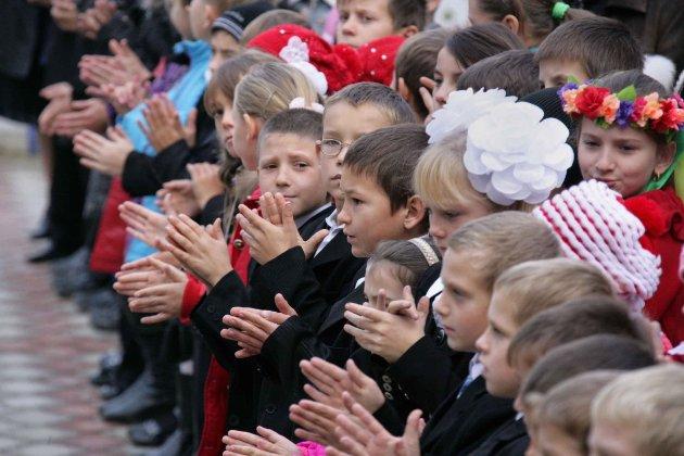 Школярам початкових класів видаватимуть електронні свідоцтва про освіту
