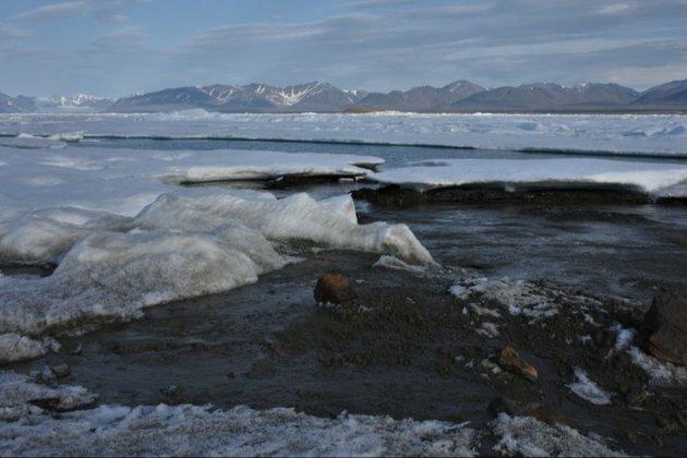 В Гренландии ученые нашли самый северный в мире остров