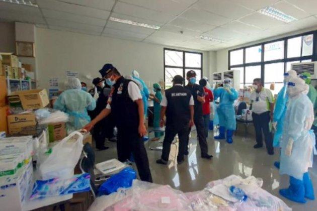 У Таїланді пацієнти вирішили влаштувати масову оргію у COVID-лікарні
