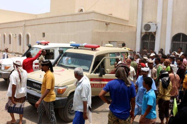 У Ємені внаслідок удару по військовій базі загинули щонайменше 30 військових, ще десятки людей поранені