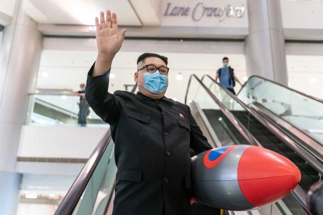 Корейцы хотят отсудить у Ким Чен Ина $ 4,5 млн компенсации за потраченные в КНДР года