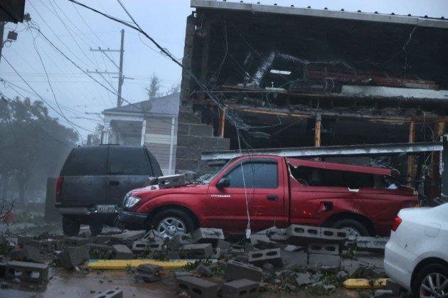Ураган «Ида» обесточил Новый Орлеан и изменил направление течения реки Миссисипи