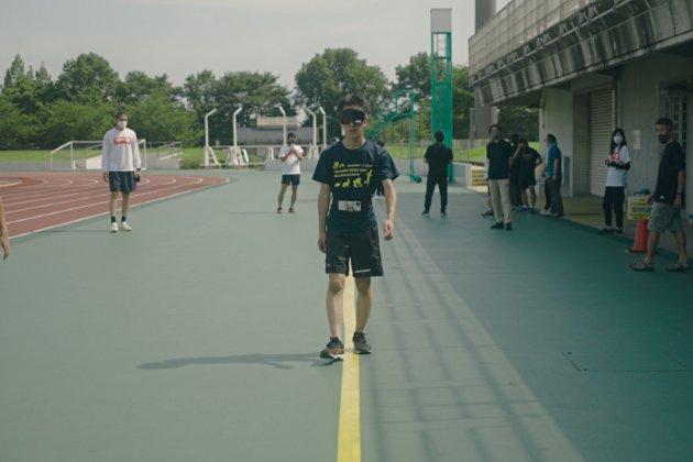 У Японії створили спеціальний додаток для бігунів з проблемами зору