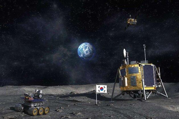 Освоєння космосу. Південна Корея за підтримки США готує місію на Місяць