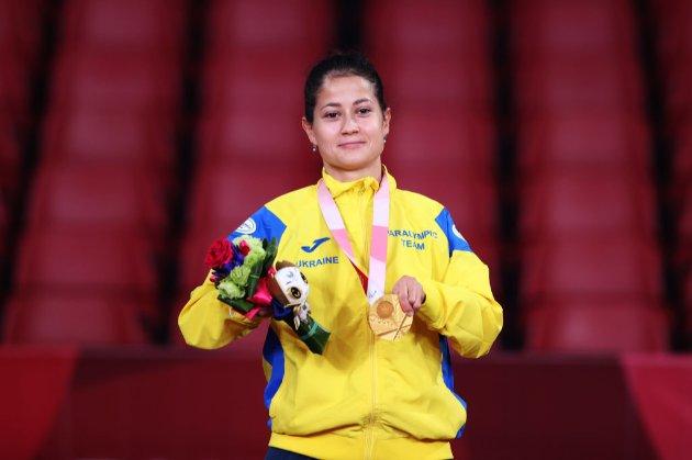 Дві золоті, п'ять срібних та чотири бронзових. Здобутки України на Паралімпіаді за 30 серпня