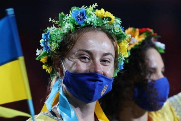 Перемагають себе і суперників. Вражаючі фотографії українських спортсменів на Паралімпіаді-2020