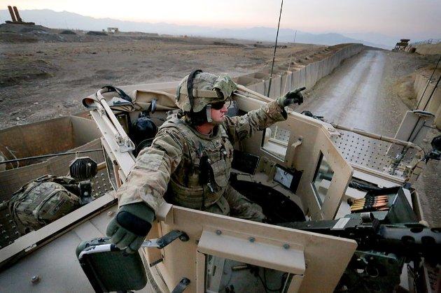Залишаючи Афганістан, військові США вивели з ладу частину залишеної техніки