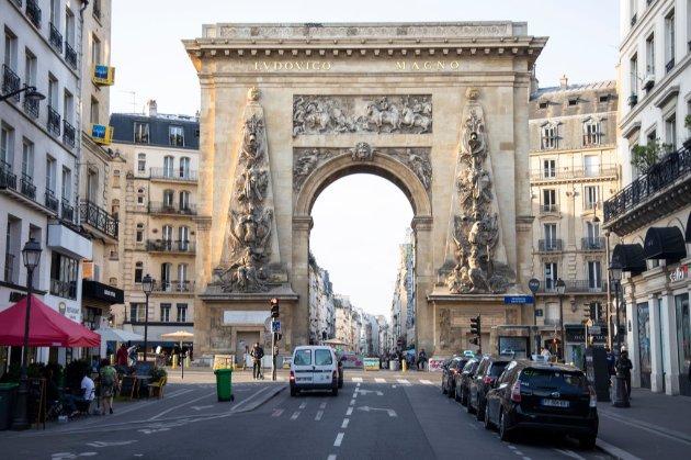 У Парижі обмежили швидкість автомобілів до 30 км/год, щоб покращити екологію