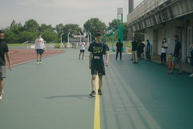 В Японии создали специальное приложение для бегунов с проблемами зрения