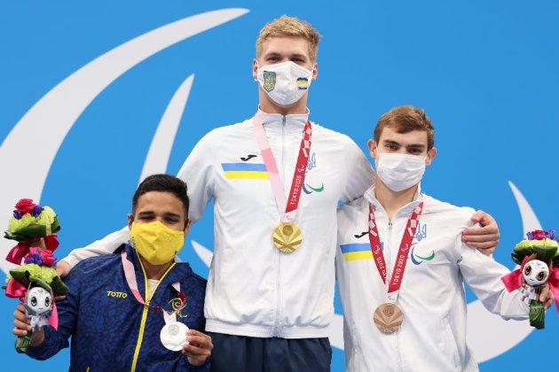 Ще 13 нагород. Результати України за сьомий день Паралімпіади в Токіо