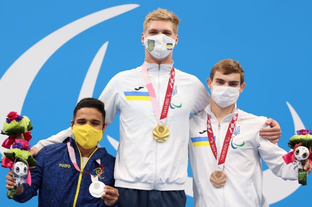 Еще 13 наград. Результаты Украины за седьмой день Паралимпиады в Токио