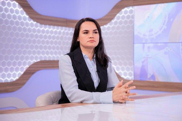 Тихановську в Литві запитали про Крим. Як думаєте, що вона відповіла?