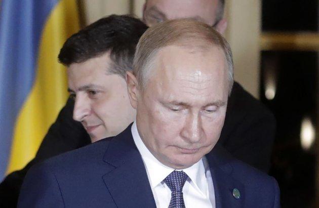 «Запроваджуйте санкції проти всіх українців». В ОП відповіли на новий список Москви