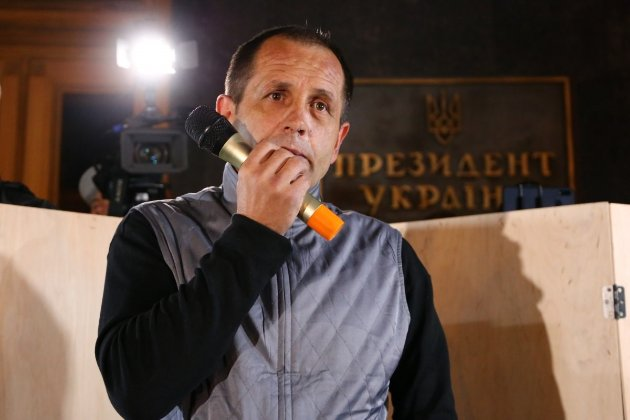 В'язня Кремля Балуха побили в Києві на річницю його повернення