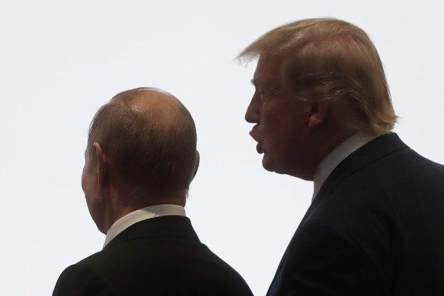 Трампу в світі не довіряють більше, ніж Путіну. Але то було ще до отруєння Навального