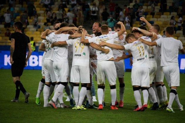 «Колосальний» дебют в Європі! Клуб з Ковалівки перемагає в єврокубках