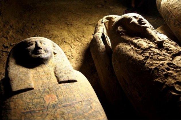 Не все ще розкопали. В Єгипті знайшли 27 саркофагів, яким 2500 років