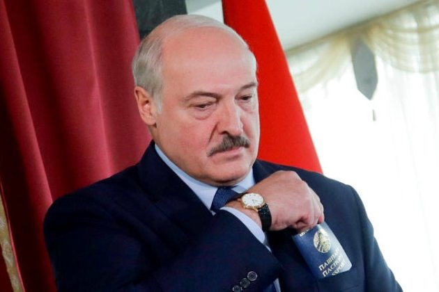 Лукашенка не визнають президентом Німеччина, Словаччина, Латвія, Литва та Польща