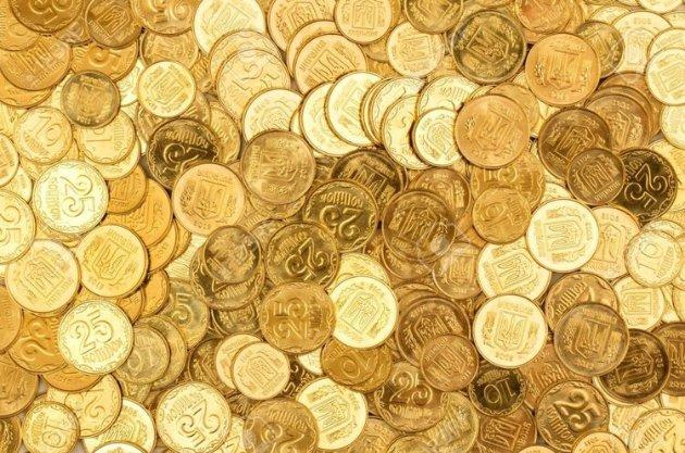 НБУ продає на аукціоні 40 тонн монет, виведених з обігу