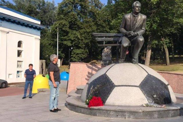 Луческу в «Динамо» вже побив рекорд Лобановського