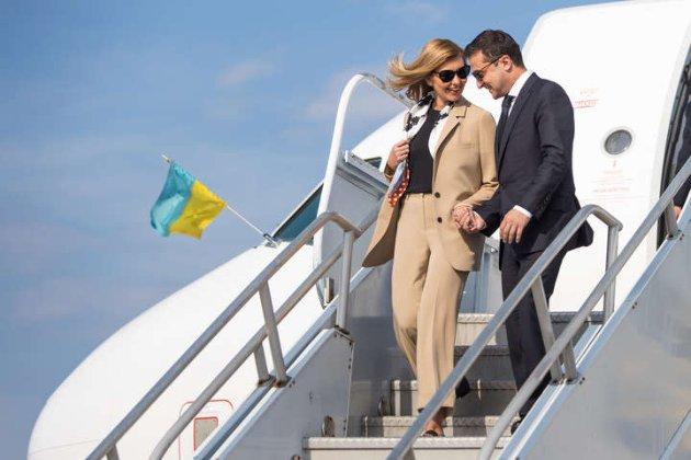 Авіаперельоти Зеленського з початку року обійшлись українцям в 14 млн грн