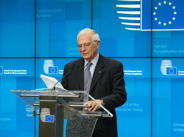Представник Євросоюзу Боррель відмовився від слів про те, що «ЄС — не банкомат»